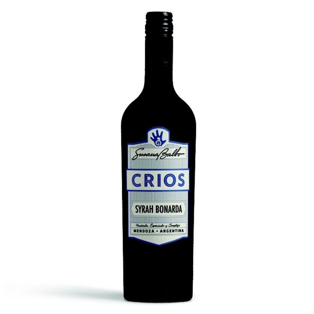 Vinho Crios Syrah Bonarda Tinto 750ML